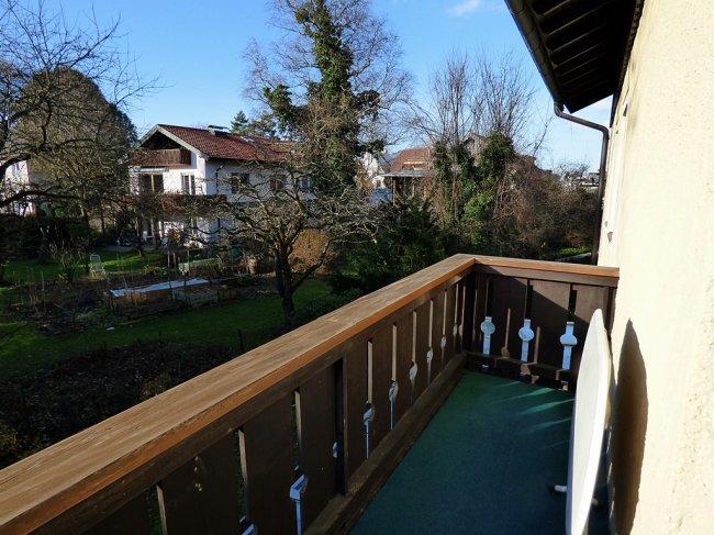 Aigen: Sonnige 2-Zimmer-Eckwohnung mit gr. Balkon